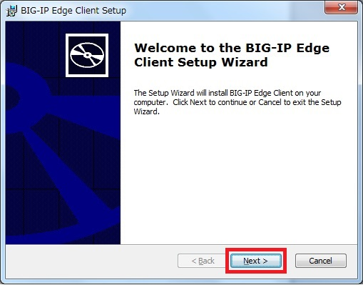 big ip edge client  windows